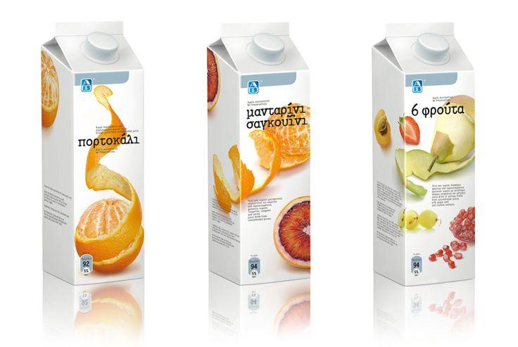 AB super market pl, fruit juice, dob (private label) - mousegraphics.gr