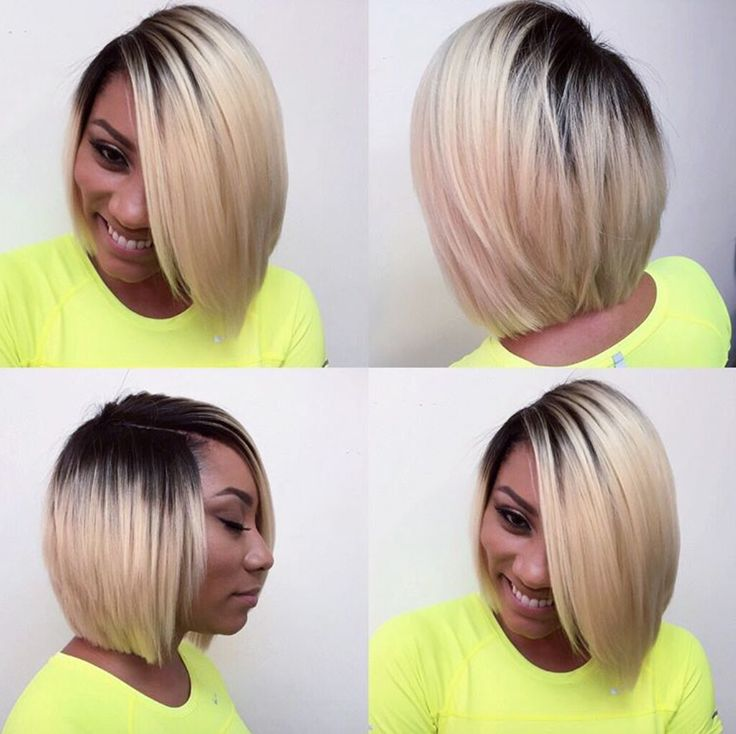 Blonde! styled by @hairbylatise - http://community.blackhairinformation.com/hairstyle-gallery/short-haircuts/blonde-styled-by-hairbylatise/