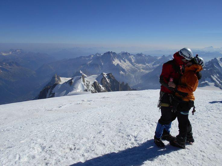 Na střeše Evropy. Výstup na Mont Blanc.