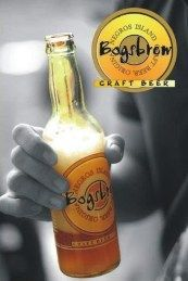 Bog's Brew or #Bogsbrew, from Negros Islands in the #Philippines brews #CraftBeer made with plenty of local ingredients.