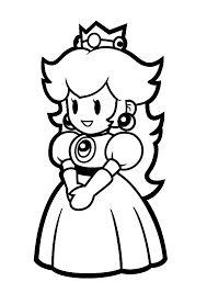 Resultado De Imagen Para Mario Bross Para Colorear Mario Bros