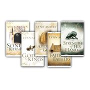 Seriously one of the best book series I have ever read! It truly makes me appreciate the stories of the Old Testament in a whole new way! I haven't been able to put the books down!!!