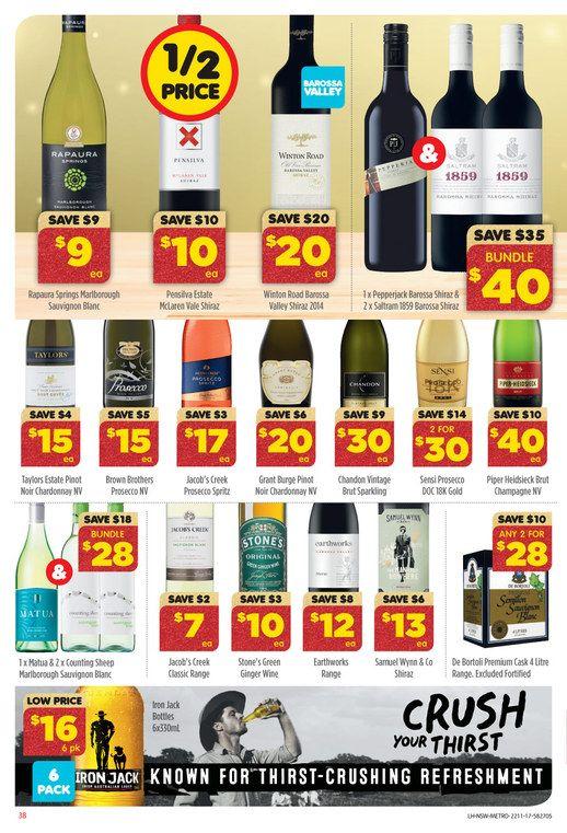 Liquorland specials 22 - 28 November 2017 - http://olcatalogue.com/liquor/liquorland-specials.html