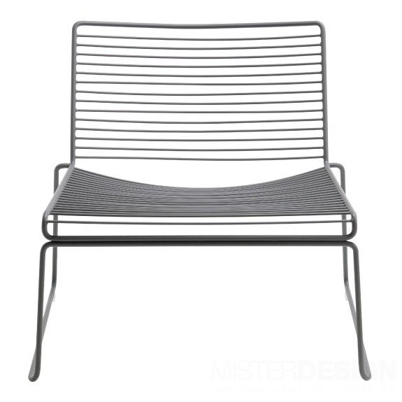 Hee Lounge Chair Fauteuil - Hay