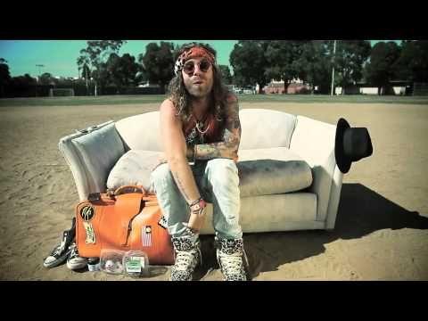 "Mod Sun -- ""Stoner Girl ft. Pat Brown""   Copyright 2012 Bananabeat Records/NewHippys"