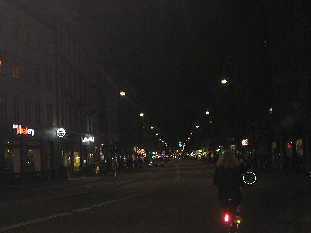 CPH north central by night
