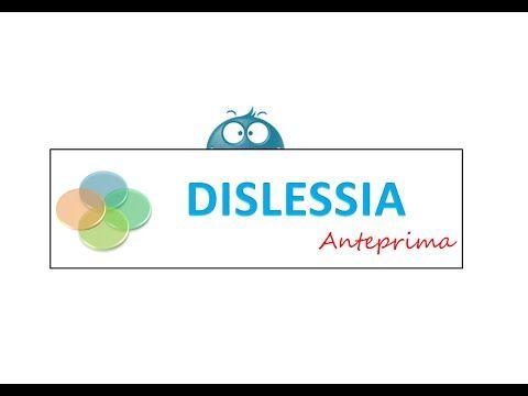 Dislessia Conoscerla e Viverla - Giacomo Cutrera (Anteprima) - YouTube