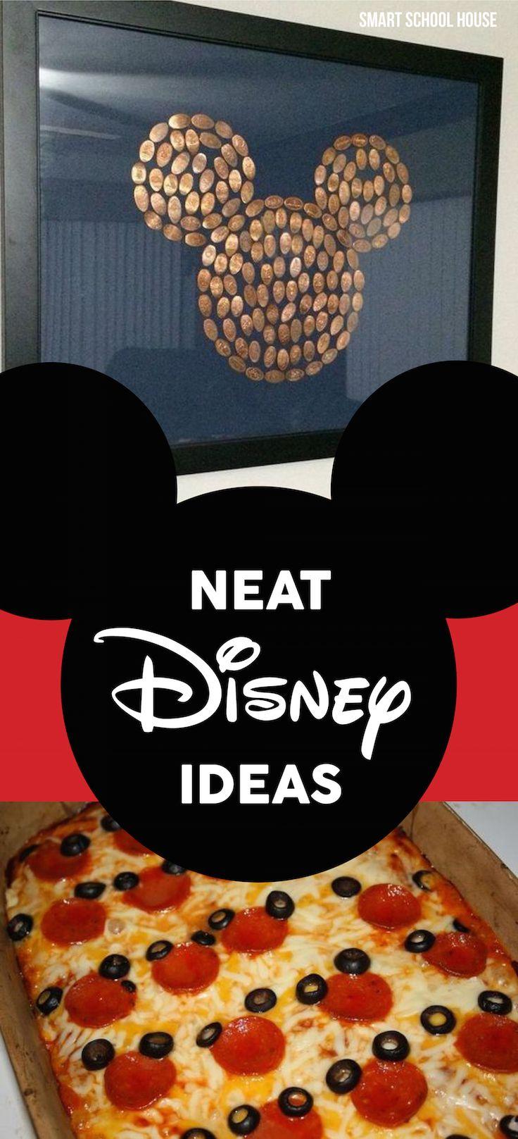 Neat Disney Ideas