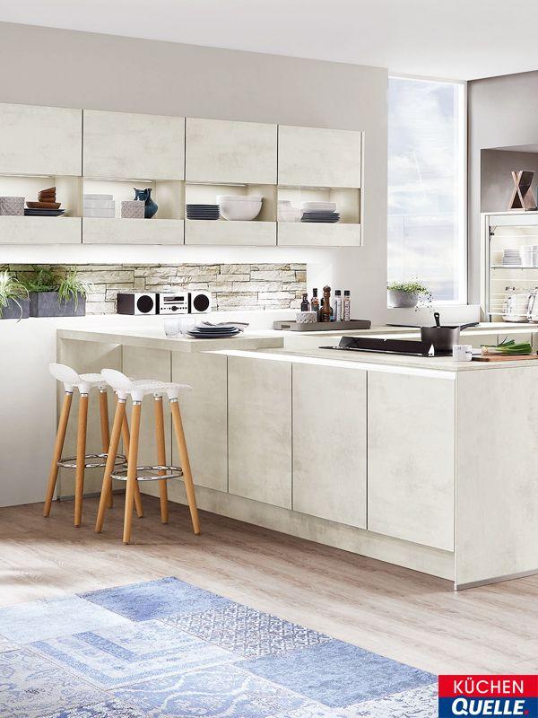 Kuche Mit Kochinsel Tm Italien - Design