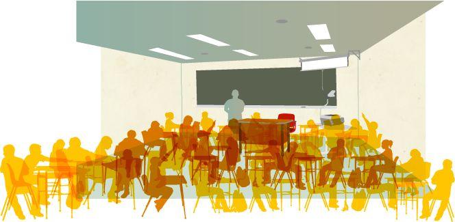 Ouders, leerlingen en leraren willen dat de overheid onmiddellijk iets doet aan de overvolle klassen. Het maximum aantal leerlingen in het regulier onderwijs moet volgend schooljaar 28 worden. Dit moet met een stappenplan van drie jaar worden afgebouwd naar maximaal 24.