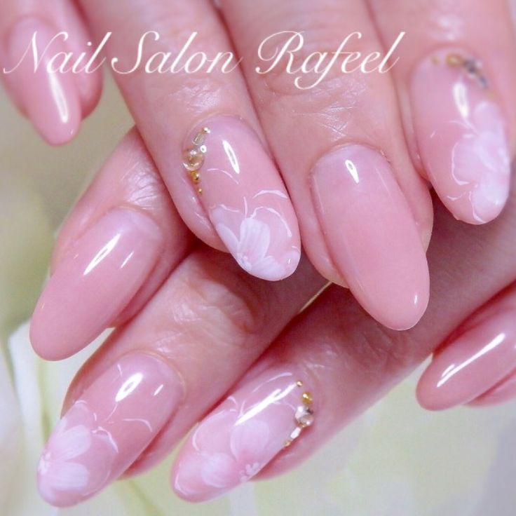 19 best Almond Shape Nails images on Pinterest | Nail design, Gel ...
