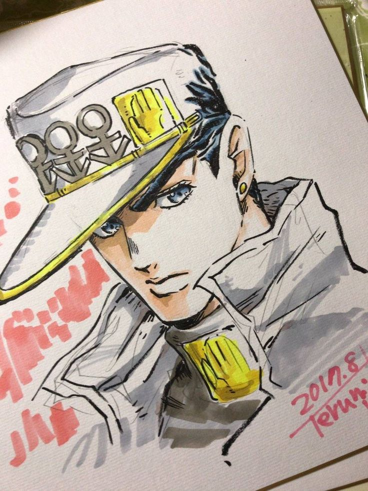 Pin by Owl on Cool and cute stuff Jojo anime, Jojo