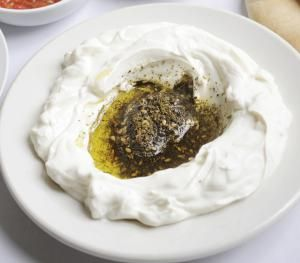 How to Make an Amazing Israeli Breakfast Buffet: Labneh and yogurt