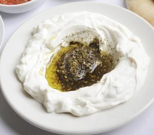 How to Make an Amazing Israeli Breakfast Buffet: Labneh and yogurt