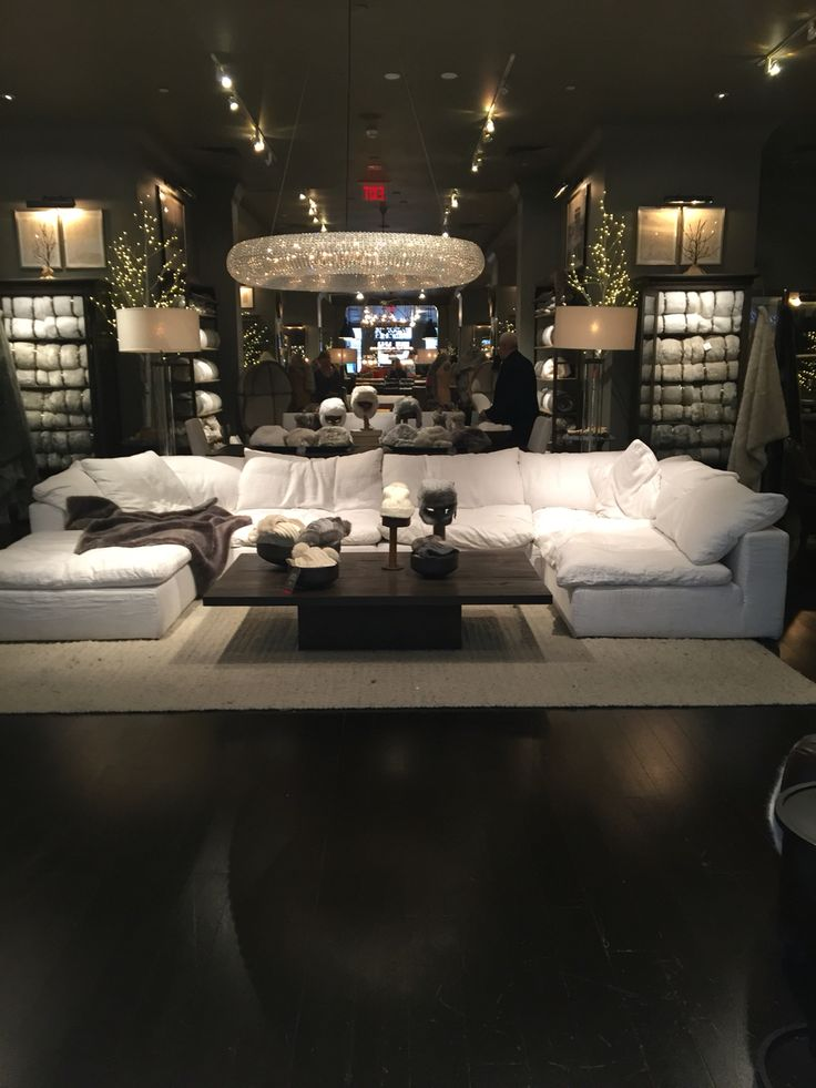 Restoration Hardware Quot Cloud Quot Couch A Piece Of Heaven