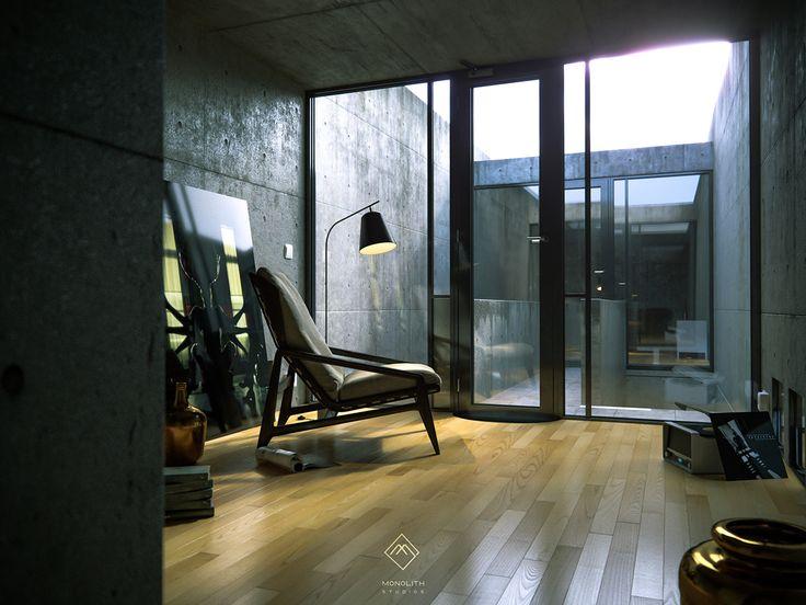 38 best Tadao Ando  Azuma House images on Pinterest
