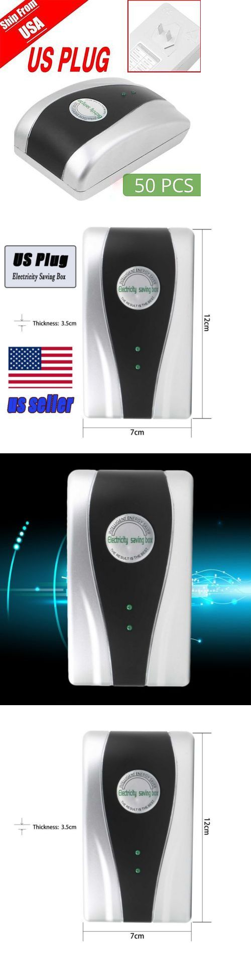 Other Alt and Solar Energy 3240: 50X Power Electricity Save Saving Energy Saver Box Save 30% 15Kw Us Plug Lot Aw -> BUY IT NOW ONLY: $113.64 on eBay!