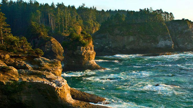 Washington - «Road trip»: une sublime péninsule américaine