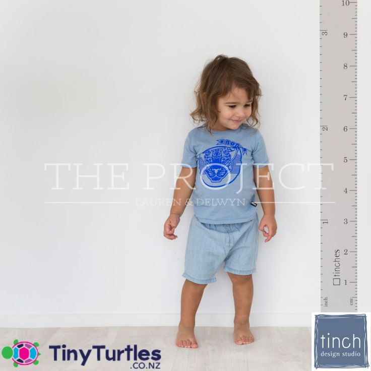 Enter to win: Tinch Restickable Wall Ruler Height Chart - Grey | http://www.dango.co.nz/s.php?u=ojvBE8IX2159