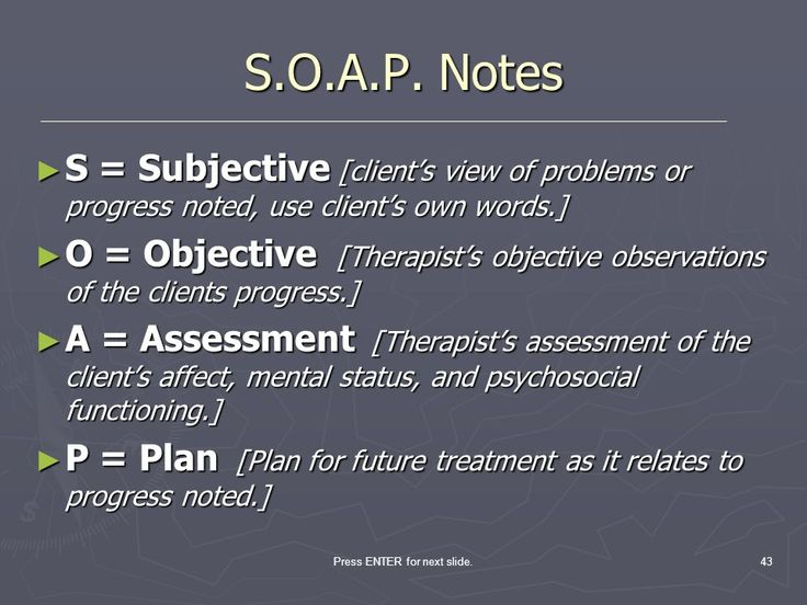 Best  Soap Note Ideas On   Mental Health Careers