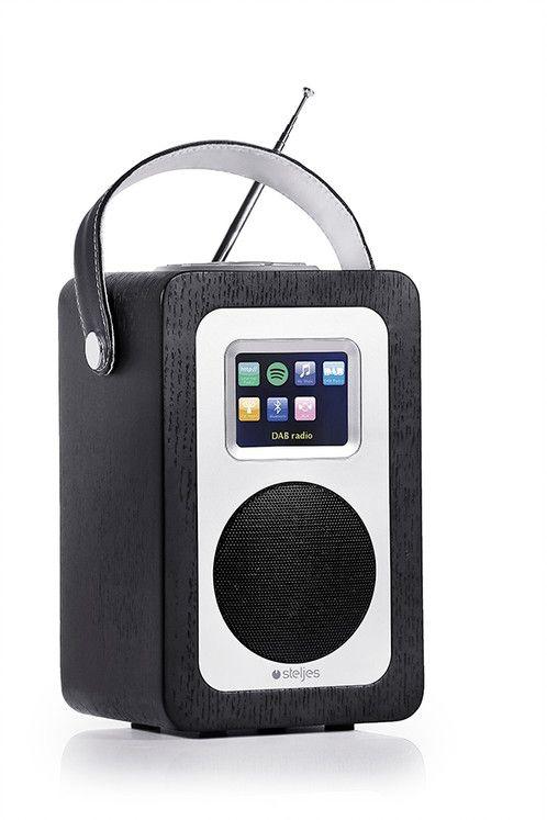 8 best steljes audio sa20 portable dab radios images on. Black Bedroom Furniture Sets. Home Design Ideas