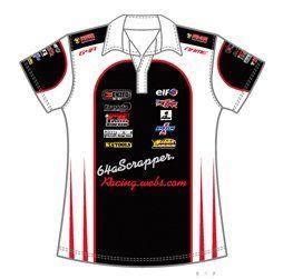 10 best motorsports apparel images on pinterest custom for Custom sun protection shirts
