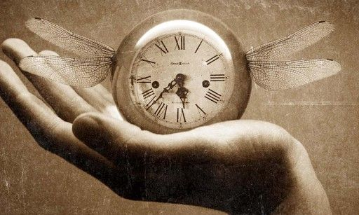 El tiempo vuela - Autor/a desconocido/a