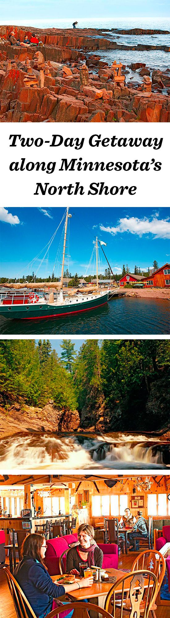 From Tofte to Grand Marais, explore state parks and pause in a one-stoplight county known for great dining: http://www.midwestliving.com/travel/minnesota/north-shore/two-day-getaway-along-minnesotas-north-shore/ #minnesota #northshore #travel