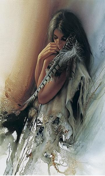 Love Lee Bogle, I have many of his art pieces but this one speaks to my soul and I have yet to obtain it.