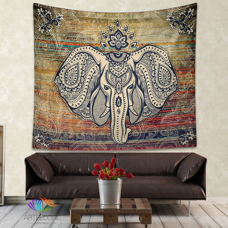Elephant Tapestry Wall Hanging top 25+ best elephant tapestry ideas on pinterest | elephant home