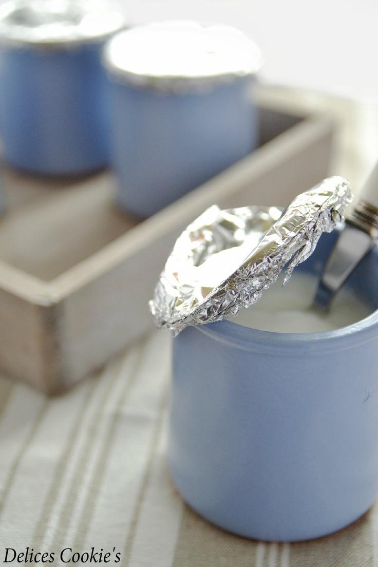 Les 72 meilleures images propos de recettes diabetique - Fabrication de yaourt maison sans yaourtiere ...
