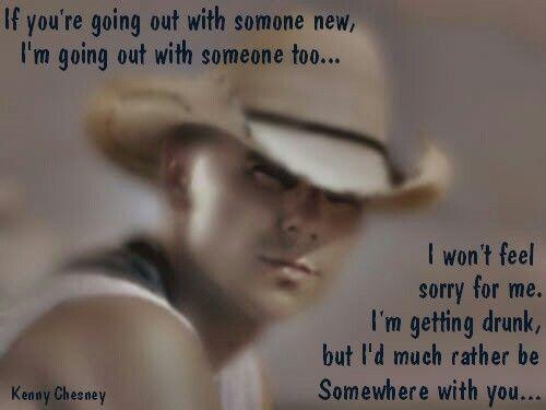 Kenny Chesney Lyrics