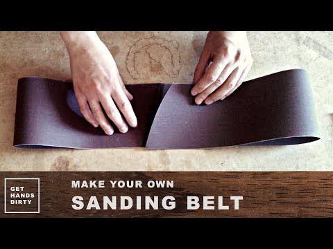 Homemade Sanding Station (4-in-1 rotary tool,grinder,belt/disc sander) - YouTube