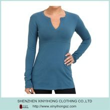 Hot selling new design polyester spandex blended material long sleeve t shirts  Best seller follow this link http://shopingayo.space