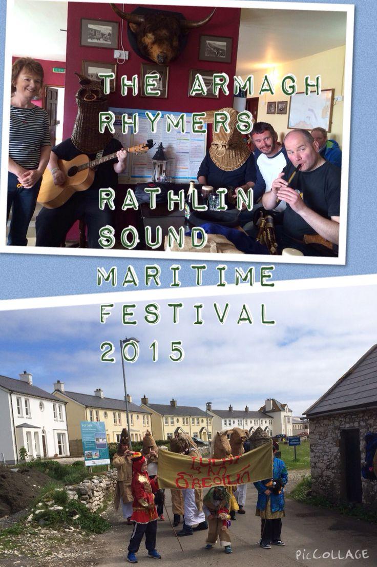 Rathlin Sound Maritime Festival 2015  Rathlin Island - Ballycastle - Antrim - Causeway Coast  Irish Festival - Tourism Ireland - Northern Ireland Tourist Board