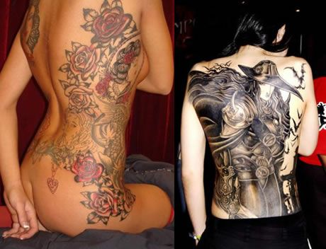 Tetovanie na bok | Tetovanie galéria