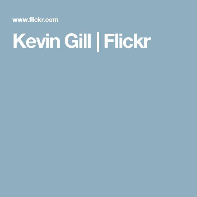 Kevin Gill | Flickr