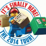 The Lego Fest 2014 Tour is Coming to a City near you