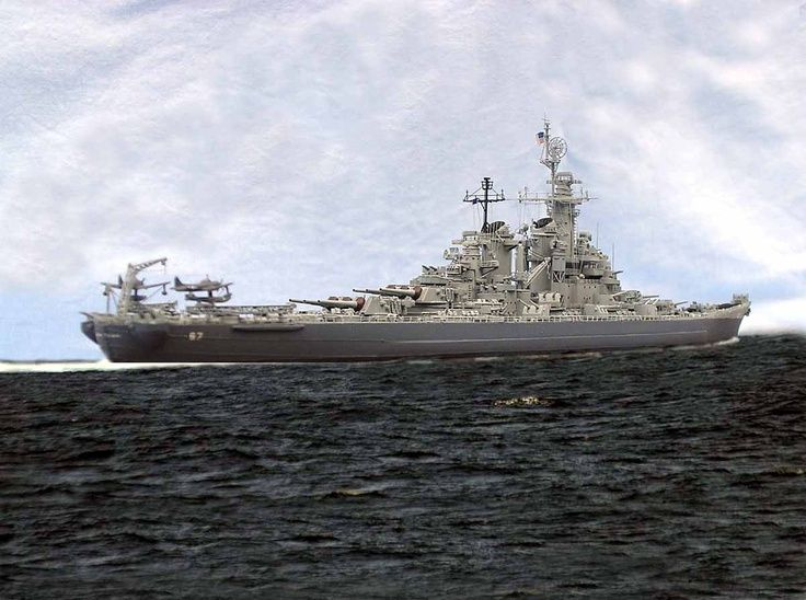 USS Montana (BB-67)   (never built)  Z