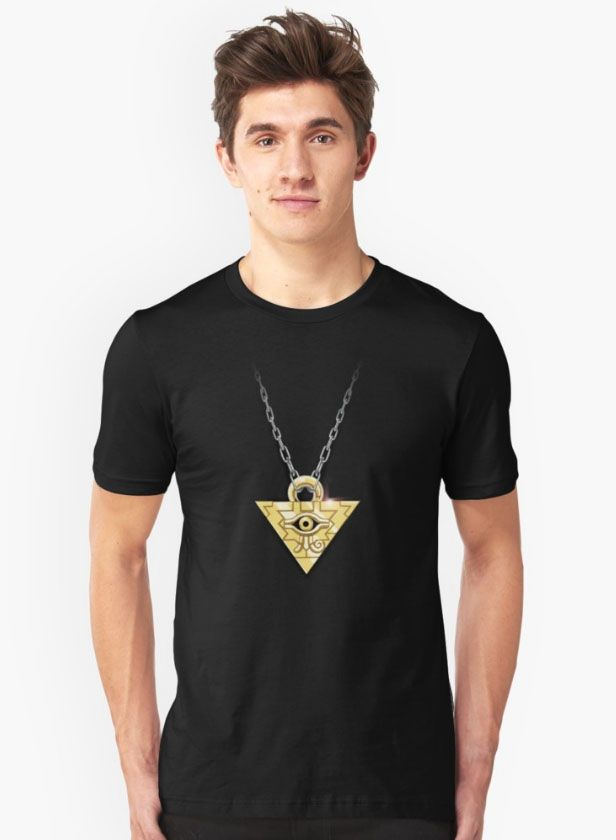 Yu-Gi-Oh! Millennium Puzzle T-Shirt #shutupandtakemyyen #yugioh #anime #tee #tshirt #tshirts #animemerch #animemerchandise #yugiohmerch #yugiohmerchandise #millenniumpuzzle