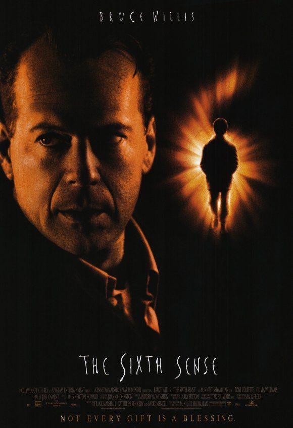 """The Sixth Sense"" > 1999 > Directed by: M. Night Shyamalan > Drama / Mystery / Thriller / Psychological Thriller / Childhood Drama / Supernatural Thriller"