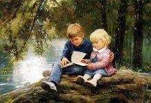 Список книг для деток от 0 до 8 лет