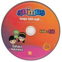 CD ANIMUS BAHASA INDONESIA KELAS 1, 2, 3 SD/ MI
