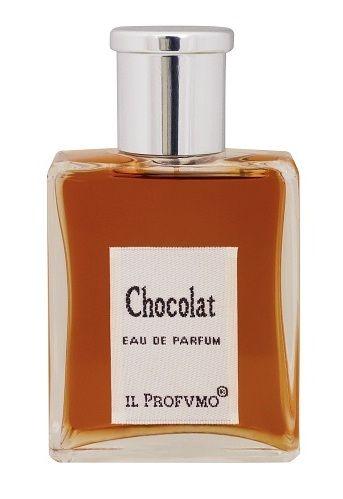 Chocolat IL PROFVMO - Nuty wanilii i czekolady przeplatają się z esencją róży Agnese, otulając skórę pachnącym obłokiem. Ta apetyczna i aromatyczna czekolada stanie się twoim uzależnieniem.