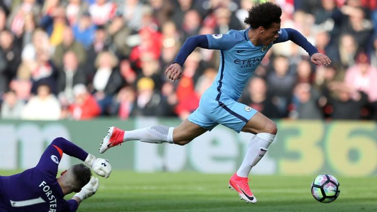 Leroy Sane: Man City can challenge Real Madrid for Champions League