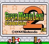 Super Mario Land 2 DX is a color hack for Super Mario Land 2 in the same vein as Link's Awakening
