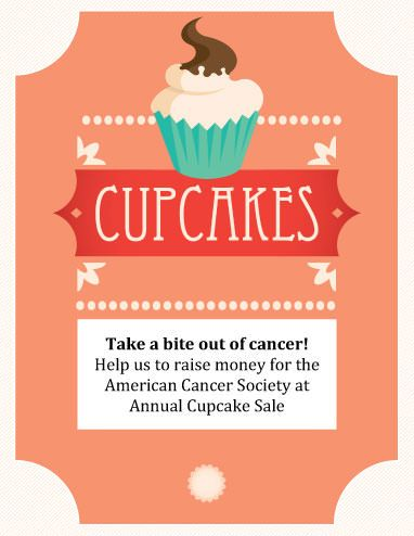 Best Bake Sale Flyer Ideas Images On