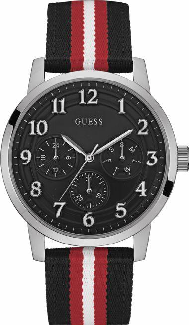92647G0GDNN1 Relógio Masculino Esportivo Guess Multifunção | Guest Club