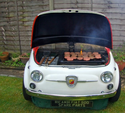 1000 Images About Fiat500 Women On Pinterest: 17 Best Images About Grill On Pinterest