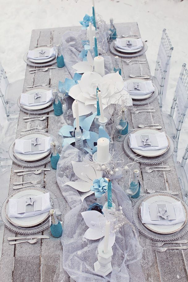 66 best images about baby blue white and silver wedding on pinterest winter wedding ideas. Black Bedroom Furniture Sets. Home Design Ideas
